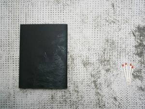 Nouveau zine 12 pages photocopiée + couvertures uniques / 30 exemplaires